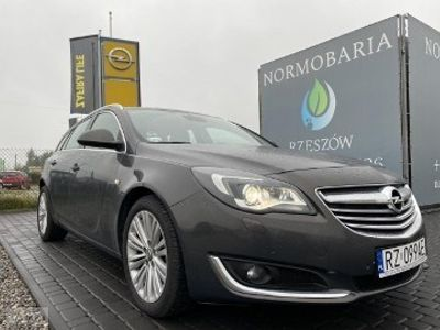 używany Opel Insignia Country Tourer I SALON PL BEZWYP OR.LAK TEMP KOMP LED/KSENON IDEAŁ