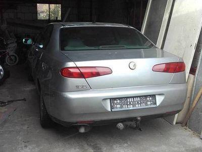 używany Alfa Romeo 166 uszkodzona