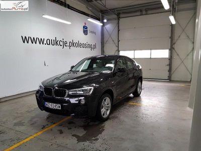 używany BMW X4 2dm 184KM 2018r. 14 348km