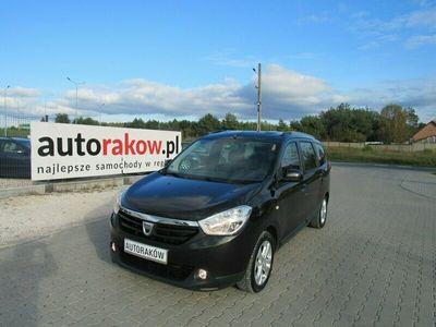 używany Dacia Lodgy 1.2dm 115KM 2015r. 93 000km