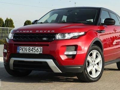 używany Land Rover Range Rover evoque ED4 Navi Skóra Gwarancja !!!