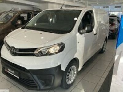 używany Toyota Proace ProAceCOMPACT 1,5_D4D100 6M/T ACTIVE 1DR 50/50 PAN