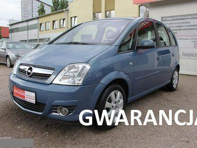 używany Opel Meriva 1.3 Cosmo, gwarancja, ks. serw ASO, stan idealny!