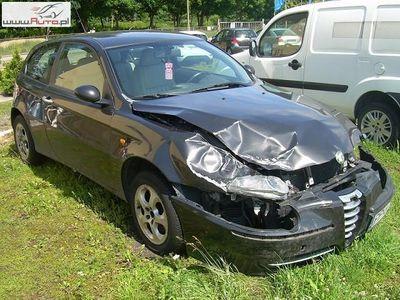 używany Alfa Romeo 147 1.9 2005r. ABS ręczna klima.