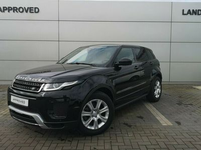 używany Land Rover Range Rover evoque SE Dynamic