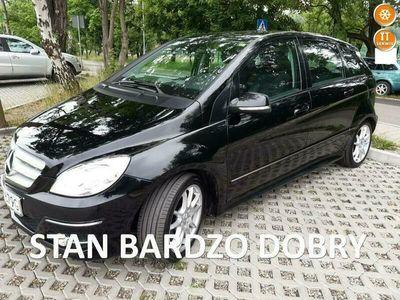 używany Mercedes B170 Po lifcie / Klimatyzacja / 1 rej. 2009 r. W245 (2005-2011)