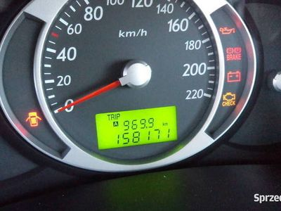 używany Hyundai Tucson 2009r 2.0 BENZYNA SUPER STAN