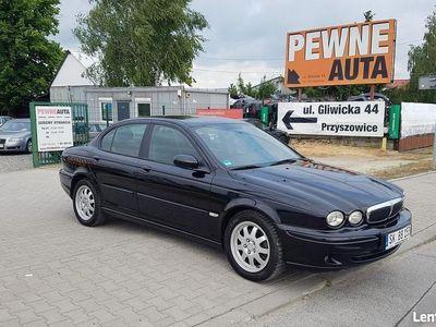 używany Jaguar X-type 2.5dm 196KM 2004r. 107 000km