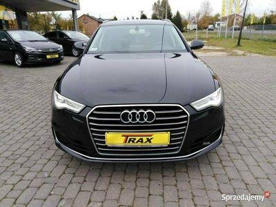 używany Audi A6 2dm 190KM 2016r. 163 300km