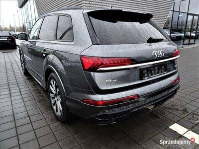 używany Audi Q7 Q7 II 45 TDI quattro tiptronic Salon PolskaS line quattro Hak B&O 3D M