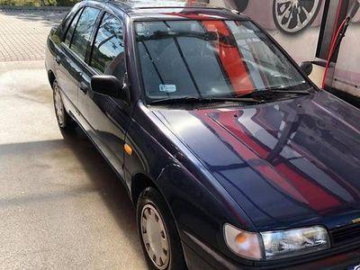 używany Nissan Sunny Sedan 1993r Idealny stan okazja