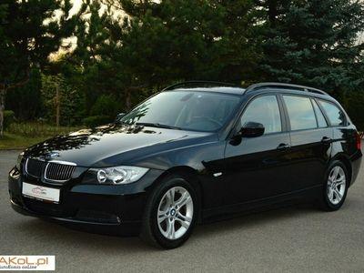 używany BMW 214 seria 3 1.9dm3 143KM 2008r.000km 2.0D/Bezwypadkowy/Ks.Serwisowa/Klimatronik/Brązowe Skóry/Super Stan