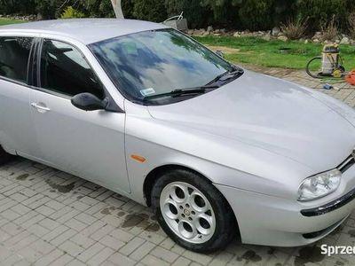 używany Alfa Romeo 156 sportwagon 2.4 JTD pierwszy wl od 20 lat
