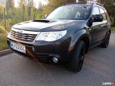 używany Subaru Forester 2.0 D 2009,205kkm,2 kpl kół,zadbany,POLECAM
