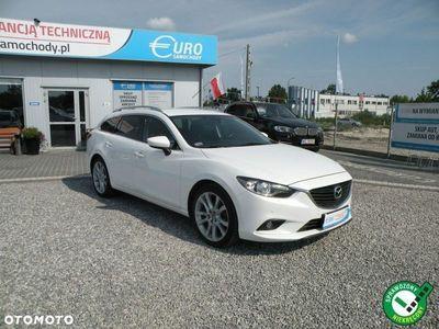 używany Mazda 6 2.0dm3 165KM 2013r. 95 000km Salon Polska f-vat gwa. 1 rok