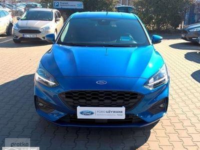 używany Ford Focus IV Vat 23% Salon PL ASO ST Line DEMO Gwarancja