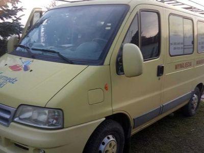 używany Citroën Jumper minibus