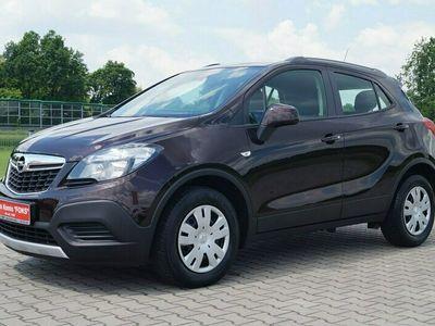 używany Opel Mokka 1.6dm 115KM 2015r. 59 000km