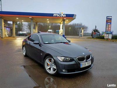 używany BMW 330 E92 d manual koła zima nowe zamienie na 5drzwi