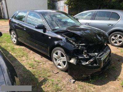 używany Audi A3 2dm 200KM 2005r. 218 000km