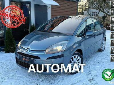 używany Citroën C4 Picasso Nawigacja, Klimatyzacja, Czujniki parkowania, Xsenon, Exclusive I (2006-2013)