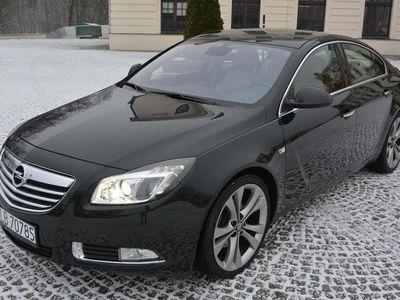 używany Opel Insignia / Zarejestrowany / 2.0 Turbo / COSMO 4x4