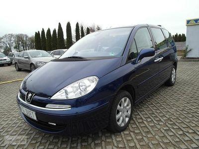 używany Peugeot 807 2.2dm 128KM 2006r. 240 800km