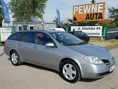 używany Nissan Primera Alufelgi/Klimatronik/Kamera/Nowy łańcuch P12 (2001-2007)
