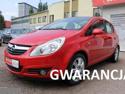 używany Opel Corsa 1.4dm 90KM 2008r. 116 000km