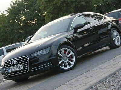 używany Audi A7 II 3.0TFSI 333KM QUATRRO Skóra Navi Matrix Zarejestrowany Stan BDB
