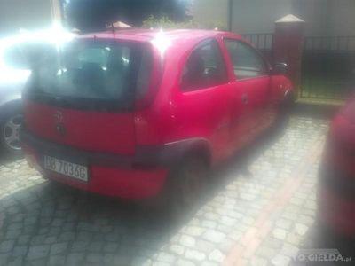 used Opel Corsa CORSAC-POLECAM