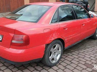 używany Audi A4 b5 lift Quattro 2.4v6 lpg zawieszenie gwintowane