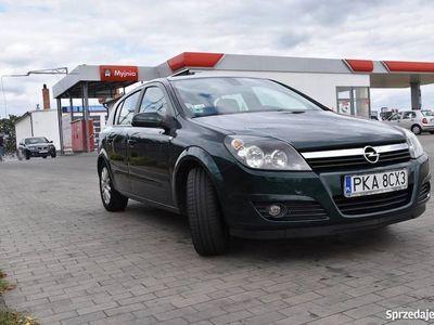 używany Opel Astra 1,8 125km benzyna+gaz