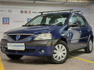 używany Dacia Logan 1.4dm 75KM 2006r. 230 078km