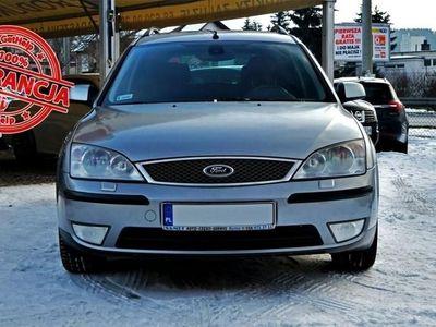 used Ford Mondeo III 2.0 TDCi 131 Navi Klimatyzacja Raty Zamiana Gwarancja