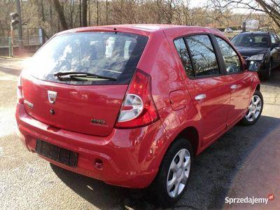 używany Dacia Sandero 1.6dm 87KM 2008r. 85 172km