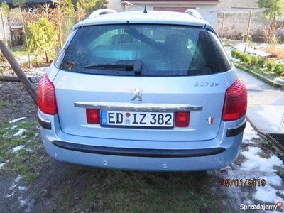 używany Peugeot 407 136 PS