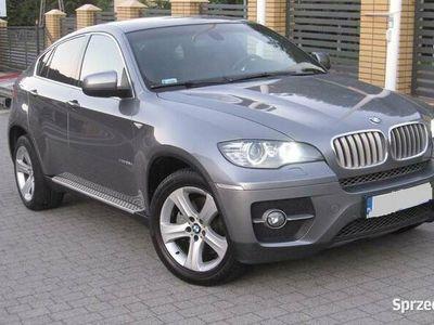używany BMW X6 Suv 3,0 Diesel 285KM IDEAŁ F-VAT I.wł Polski Salonowy