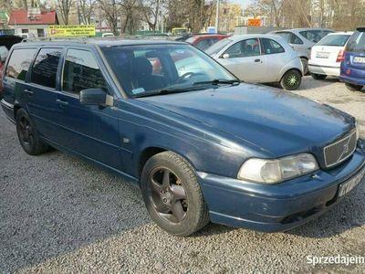 używany Volvo V70 !!! Bemowo !!! 2.5 diesel, 1997 rok !!! KOMIS TYSIAK !!! I (1997-2000)