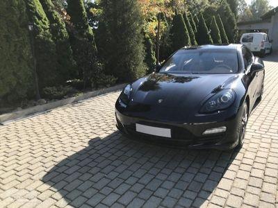 używany Porsche Panamera