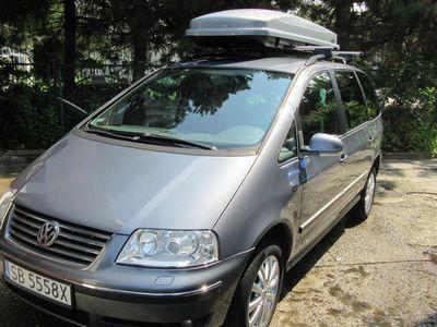 używany VW Sharan 2.0TDI, 140km, skrzynia 6 biegów, rok 2009 7osób
