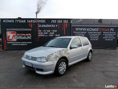 używany VW Golf IV 1.4dm 75KM 2000r. 219 000km
