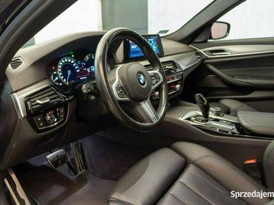 używany BMW 520 520 d xDrive   Pakiet sportowy M Grzane fotele Navi   G30 (2017-)