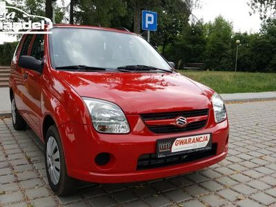 używany Suzuki Ignis Ignis 1.31.3 Klima 4x AirBag ABS Po Opłatach *GWARANCJA*