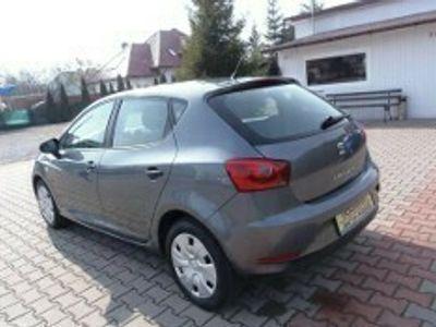 używany Seat Ibiza V 1.0 MPI Benzyna Klima Salon PL I Wł.Serwis Bezwyp
