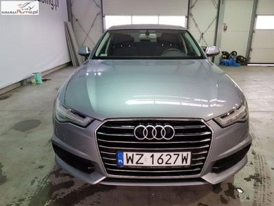 używany Audi A6 A6 2dm3 190KM 2017r. 46 960km2.0 TDI ultra S tronic