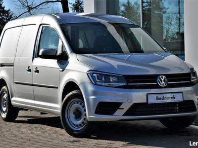 używany VW Caddy Furgon Maxi 2.0 TDI 102 KM DSG - Długi