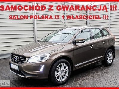 używany Volvo XC60 I SUMMUM D4+ Automat + 4 x 4 + Salon PL + 1 WŁ + 100% Serwis !!!, Leszno