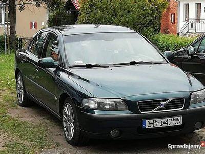 używany Volvo S60 2.4D AUTOMAT SKÓRY, TEMPOMAT I INNE