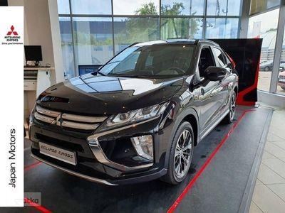 używany Mitsubishi Eclipse Cross 1.5dm 163KM 2018r. 10 700km